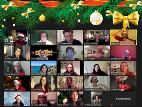 Event Review: PWN Vienna Christmas Party 2020
