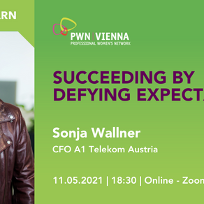 Linkup & Learn May 2021 – Interview with Sonja Wallner