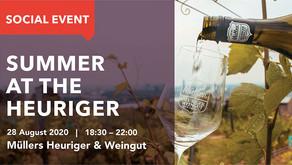Starting the Event Season in Vienna's Vineyards