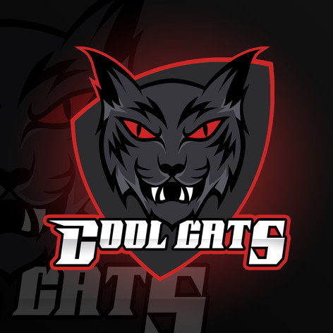 Cool Cats Esport Branding
