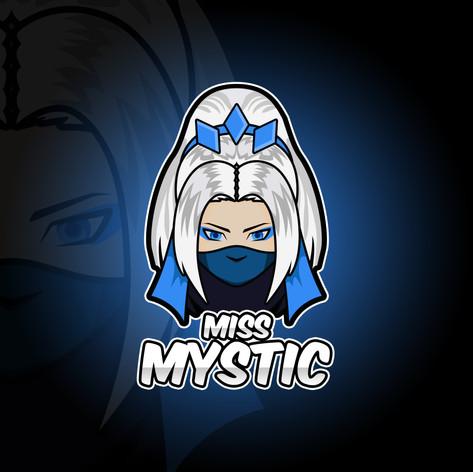 Miss Mystic Branding