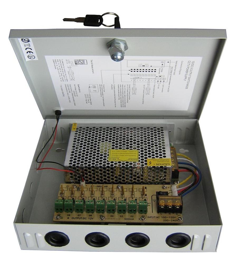 Power Box 4CH-5A