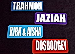 Every dorm room door needs decorating and DOOR DECORATION NAME PLATES are the perfect way to decorate any dorm room door.  These fun and colorful name plates allow students to choose a plate color and then personalize it with their name, nickname, favorite saying, favorite team, etc.