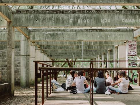 Parque da Juventude: Paisagismo como ressignificador espacial