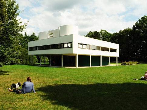 Villa Savoye: a grande obra de Le Corbusier