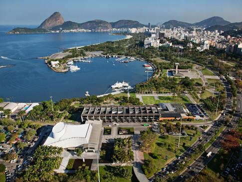 Aterro do Flamengo - uma incrível obra de paisagismo