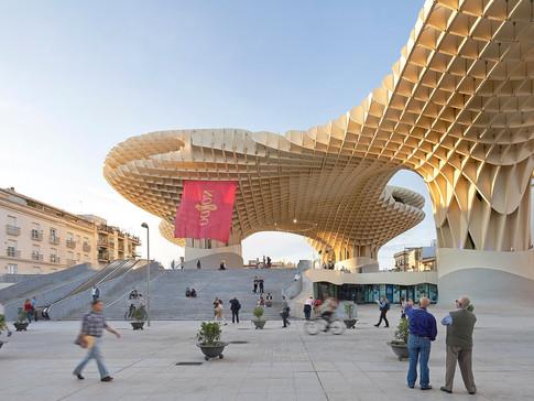 Mobiliário Urbano: 16 projetos incríveis de parques e praças pelo mundo - parte 1