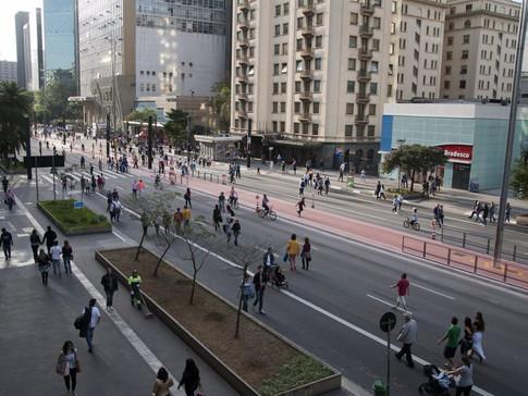 Dez cidades abrem ruas para devolvê-las às pessoas