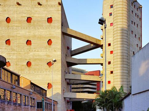 Clássicos da arquitetura: SESC Pompéia / Lina Bo Bardi