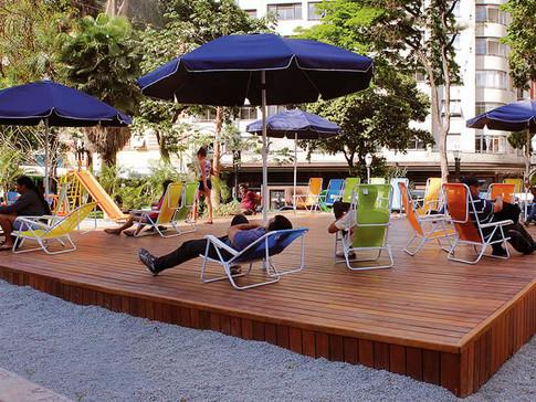 CENTRO ABERTO: experiências na escala humana em São Paulo