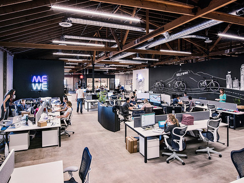 Um tour exclusivo pelo escritório da startup MeUndies' em Los Angeles