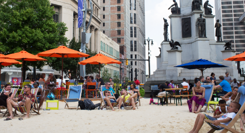 Construindo lugares: espaços públicos podem ser espaços vivos
