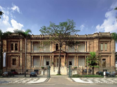 Pinacoteca do Estado, São Paulo, 1993
