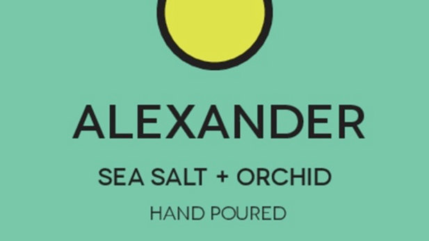 SEA SALT + ORCHID