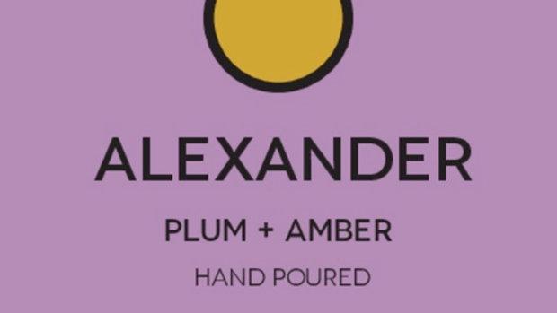 PLUM + AMBER