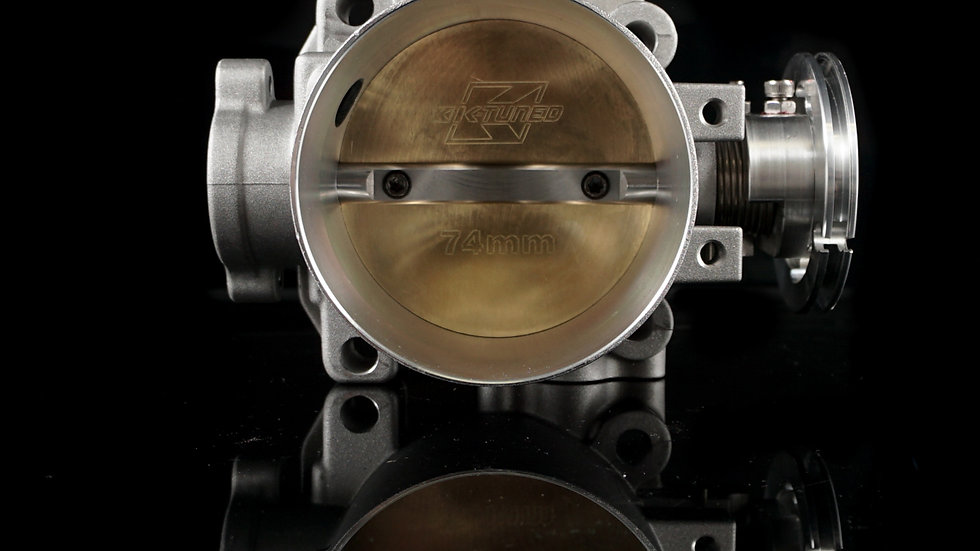 K-Tuned 74mm Cast Throttle Body B/D/H/F Series