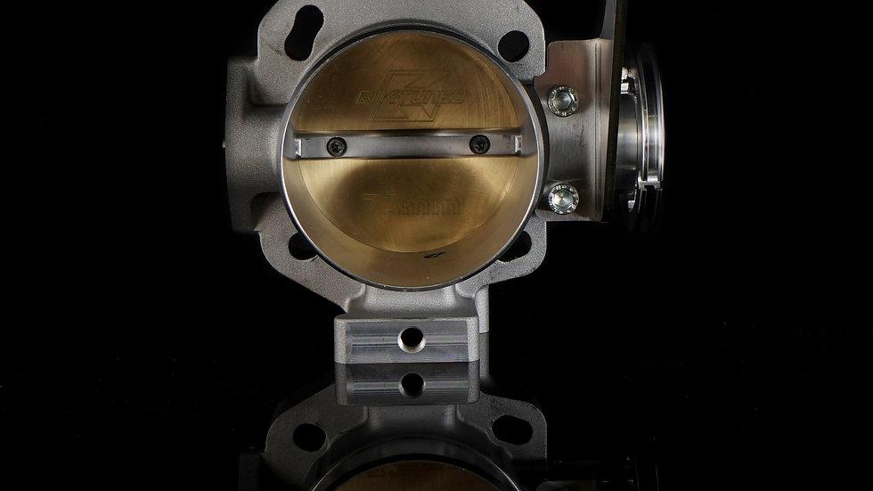 K-Tuned 72mm Cast Throttle Body Dual PRB/RBC Bolt Pattern