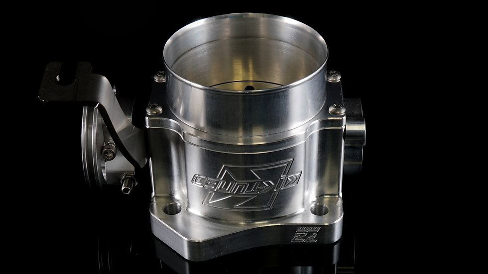 K-Tuned 72mm Throttle Body with IACV and MAP K-Series