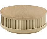 Pyrexx PX-1 Rauchwarnmelder helles Holz Design