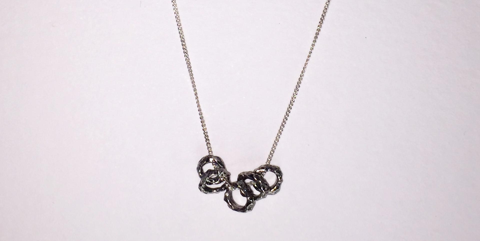 mini slices necklace