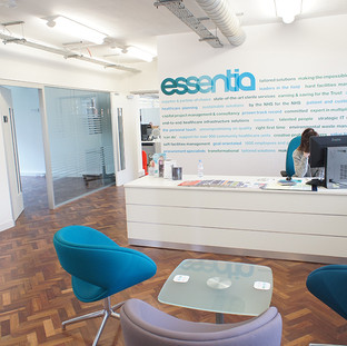 Essentia Head Office (Great Dover St., London)