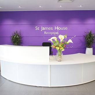 St. James House (Cheltenham)
