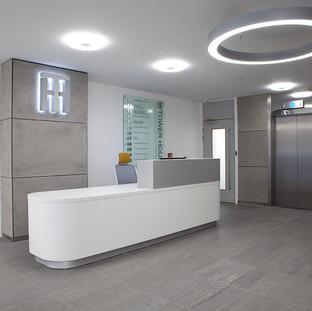 Tower House Reception Area (Bristol)