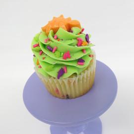 Dinosaur Cupcake