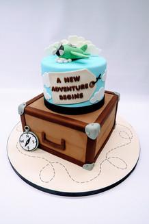 Travel Cake