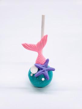 Mermaid Cakepop