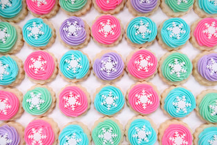 Christmas Cookie Bites