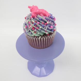 Small Unicorn Cupcake