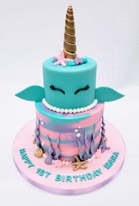 Narwhal Cake