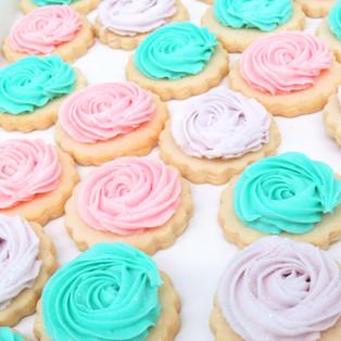 Pastel Cookie Bites