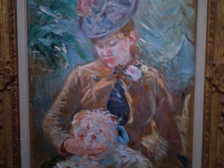 Berthe Morisot au musée d'Orsay
