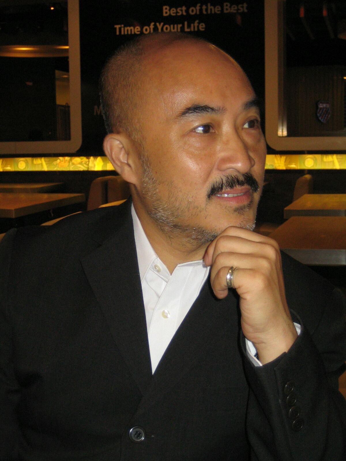 Mr. Simon Yeung