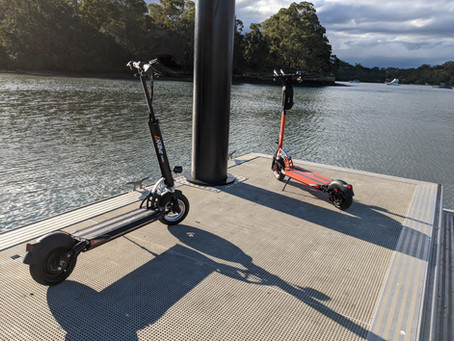 BEST ELECTRIC SCOOTERS IN AUSTRALIA