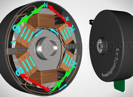 How do Brush-less motors work..