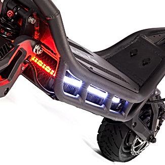 nami burn-e electric scooter
