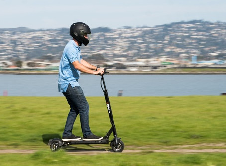 Tips on Riding Electric Scooters With Safety
