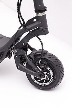 Burn-e electric scooter