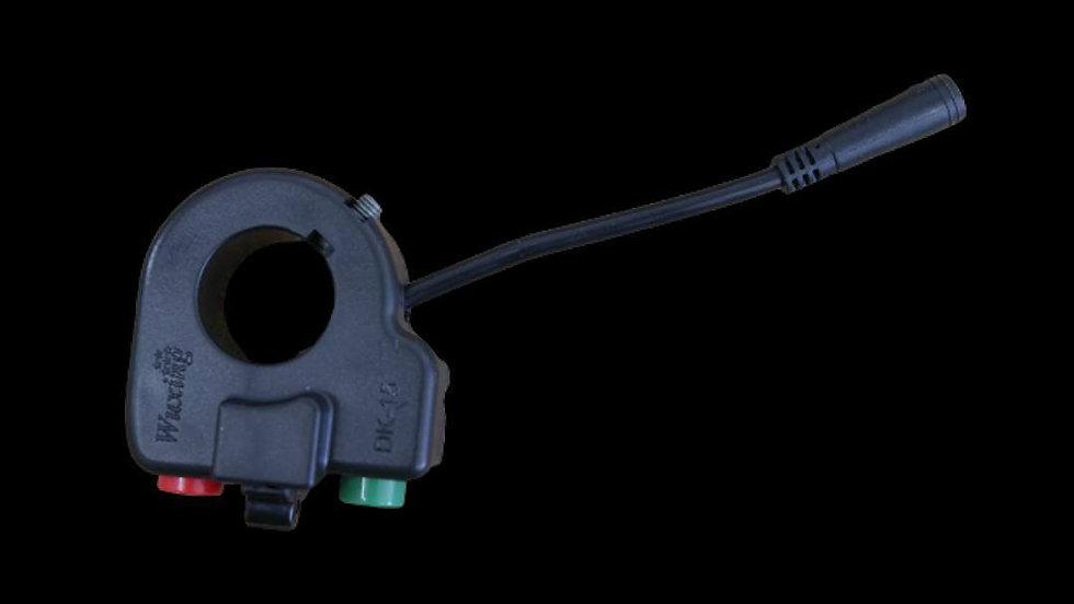 Horn and Light for EMOVE Cruiser.