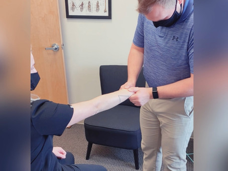 Carpal Tunnel: What it is and how Chiropractic can help!