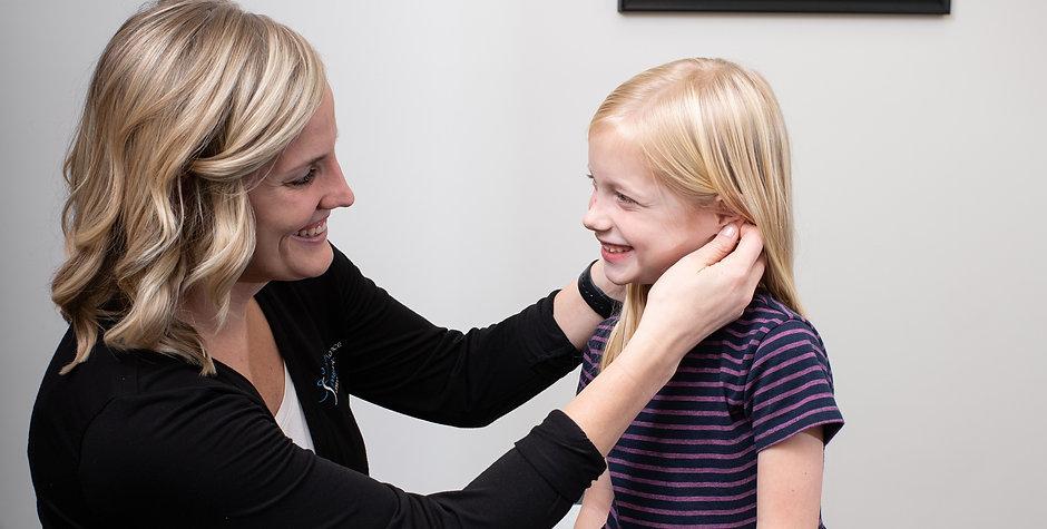 Chiropractic treatment for children