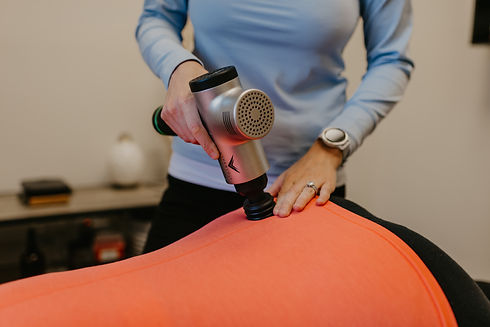 Soft Tissue Release for Low Back Pain
