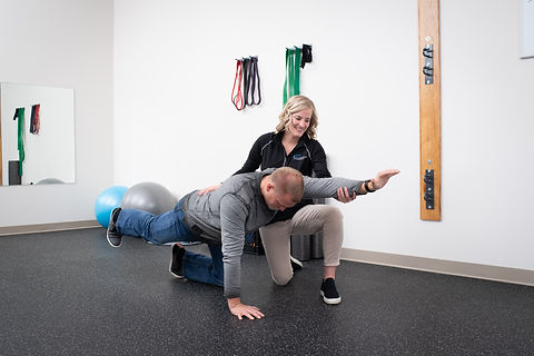 exercises for low back pain relief
