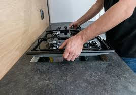 Gas Cooktop Install