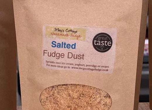 Fudge dust 100g bags