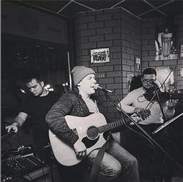 San San Borisov's amateur band