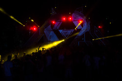 R2-D2 Stage @ Electrobotik 2015 by What's Up